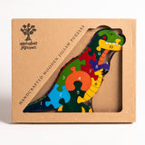 Number T-Rex Jigsaw Puzzle Boxed