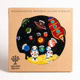 Solar System Jigsaw Puzzle Boxed