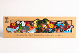 Alphabet Sun and Moon Jigsaw Boxed