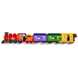 Number Train Jigsaw Puzzle Full