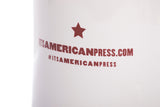 It's American Press + Original Coffee! Mug