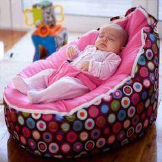 BayB Brand Bean Bags ... why every baby should have one!