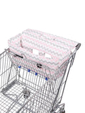 bambella designs shopping cart liner