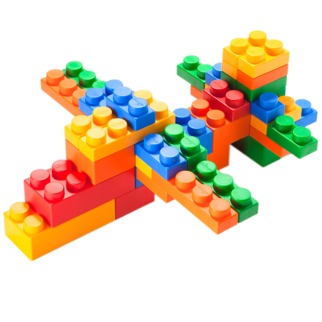 UNiPLAY Soft Building Blocks Mix Series 34pcs