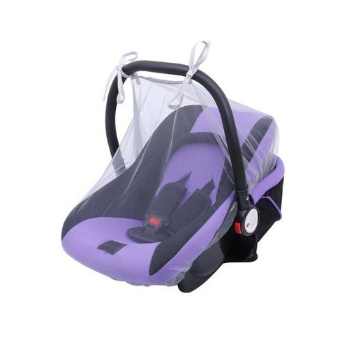 BayB Brand Carseat Cover - Mosquito Net Furniture Green Coco B