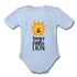 Hungry Little Lion Onesie - sky