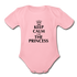 Keep Calm I am the Princess Onesie - light pink