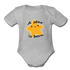 A Star is Born Onesie - heather gray