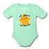 A Star is Born Onesie - light mint