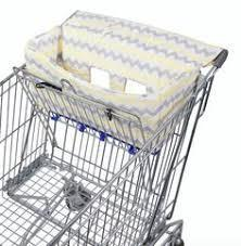 Yellow Chevron Shopping Cart Liner Shopping Cart Liner Bambella