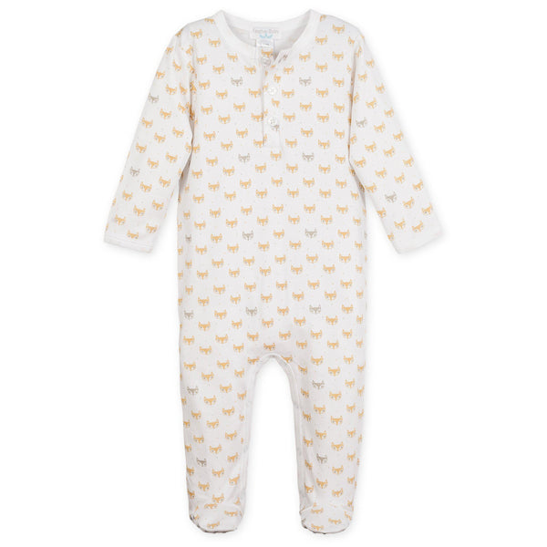 Henley Top+ Pant Set in Ice Cream (Toddler)