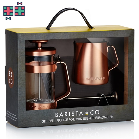 Barista & co koffie giftset - Gift Doctors - 1