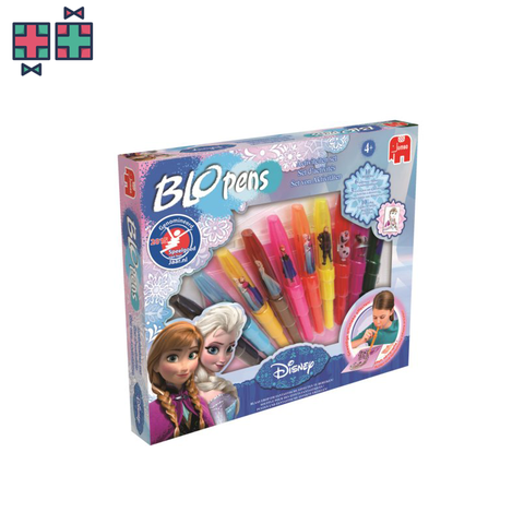Blopens Activity set Frozen - Blaasstiften - Kleuren - Gift Doctors - 1