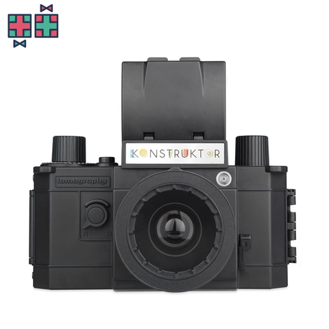 Lomography Konstruktor DIY Kit Analoge Camera - Gift Doctors - 1