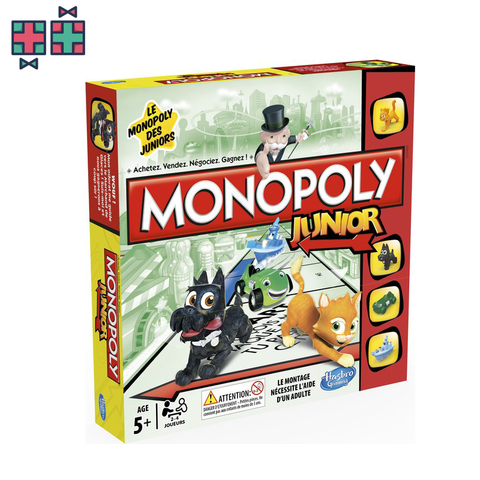 Monopoly Junior - Kinderspel - Gift Doctors - 1