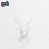 Stag Head Ring Holder - Gift Doctors - 2