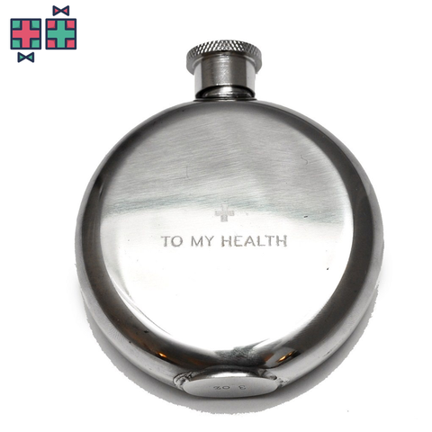 Izola heupfles - to my health - Gift Doctors - 1