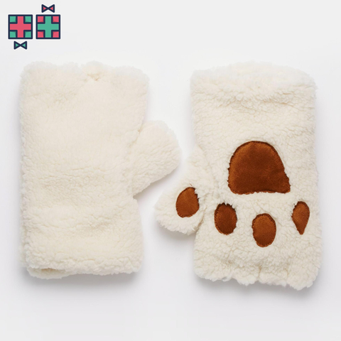 Fingerless Paw Gloves - Gift Doctors - 1