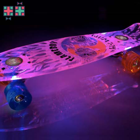 Light-Up Skateboard - Gift Doctors - 1