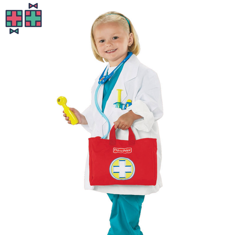 Fisher-Price Doktersset - Gift Doctors - 1