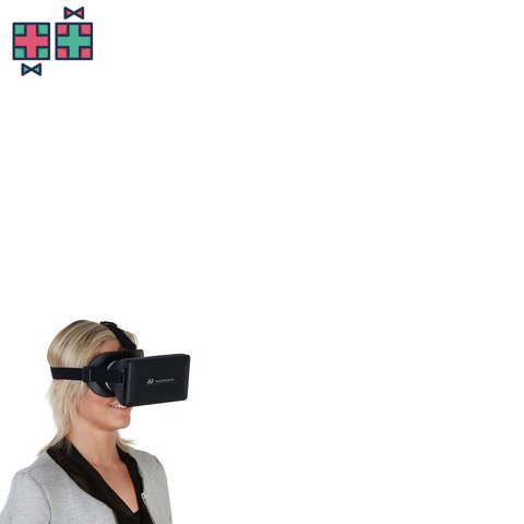 Virtual Reality Bril - Gift Doctors - 1