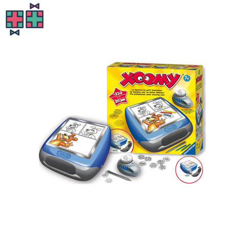 Ravensburger Xoomy - Tekenmachine - Gift Doctors - 1
