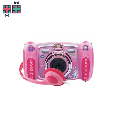 VTech Kidizoom - Duo roze (incl MP3) - Gift Doctors - 1
