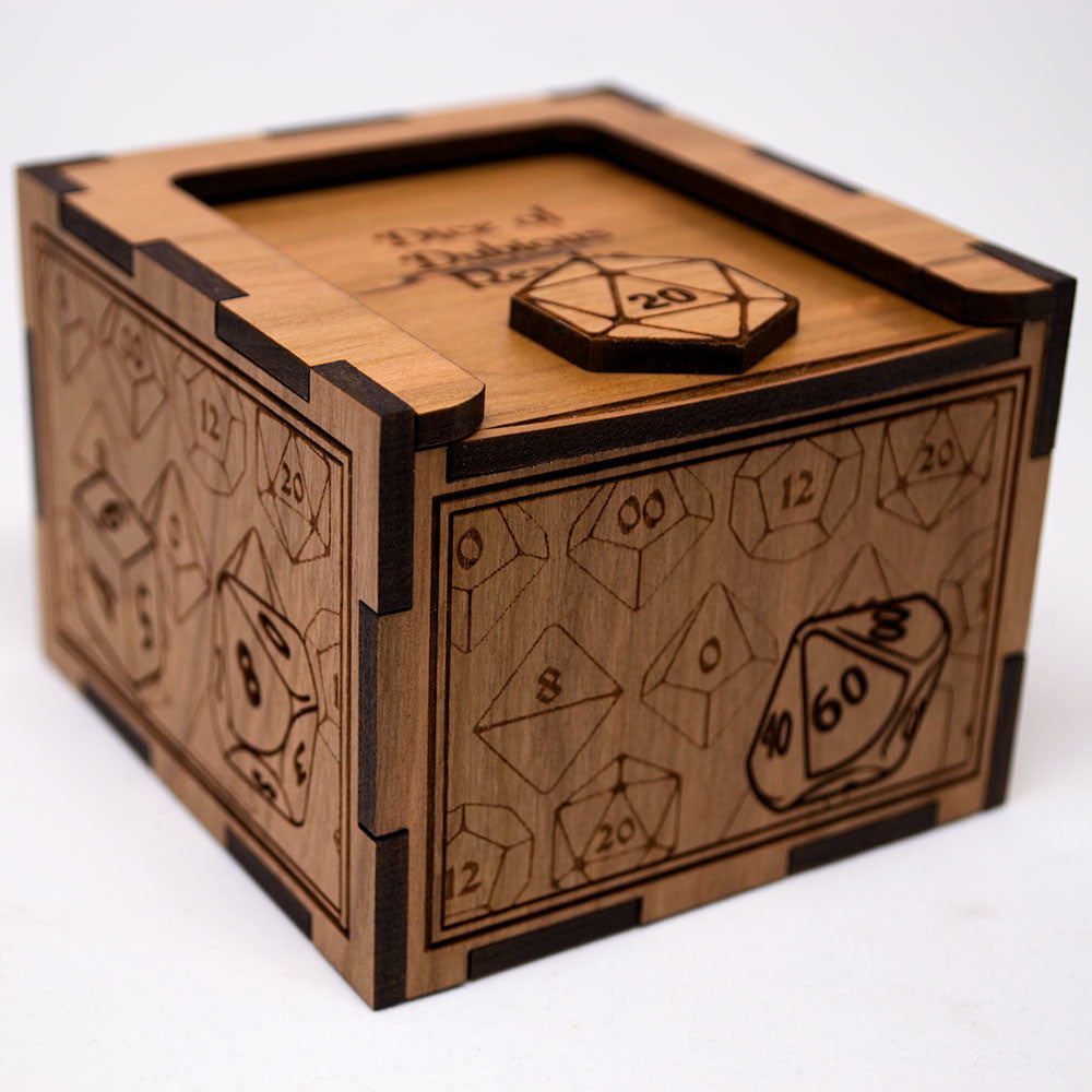 Dice of Dubious Results RPG Dice Box