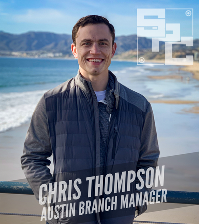 Austin Branch Manager - Chris Thompson