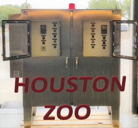 Did you know the Houston Zoo is undergoing the most substantial improvement in its history?