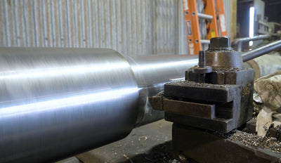 Machining a 6 Inch Shaft