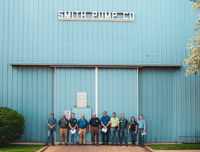 KSA Tours Smith Pump Company