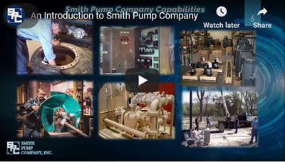 An Introduction to Smith Pump Company