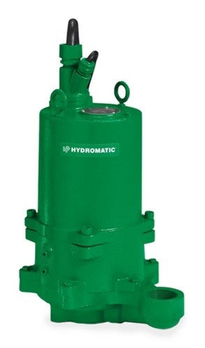 Hydromatic Pump :: Model HPGH500M3/4-2 Submersible Sewage Grinder Pump, 5H/3P/230-460V/35'Cord