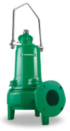 "Hydromatic Pump :: Model SH300M3/4-4,50022-010-7 Pump-Non-Clog., 3H/230V/3Ph, 6-3/4"" Impeller"