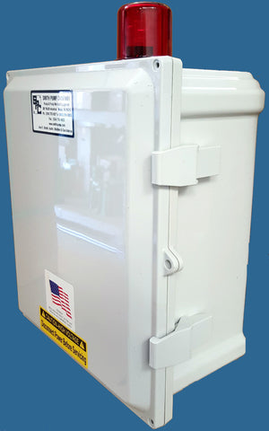 Smith Pump :: Panel-Simplex Control: 2HP, 230V, 1Ph, NEMA 4X Fiberglass, Auto