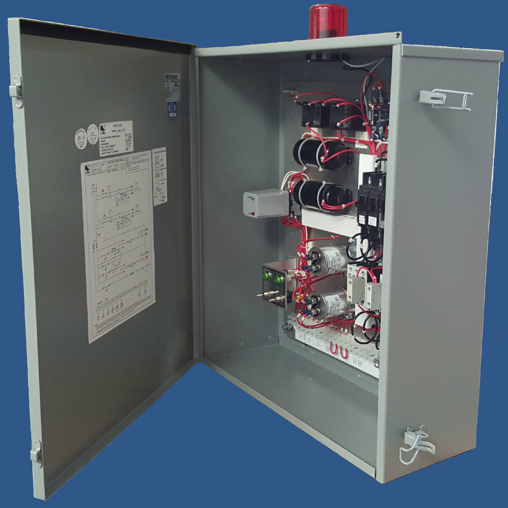 Smith Pump :: Panel-Duplex Control: 2HP, 230V, 1Ph, NEMA 3R, Liberty, W/OLR