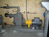 "Flowserve Pumps :: Model MPT 30 Pump-Self Prime, 3"" w/flanged suct/disch. - std."