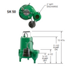 Hydromatic Pump :: Model SK50A1 Submersible Sewage Pump 1/2HP 115V 1PH Automatic 20' Cord