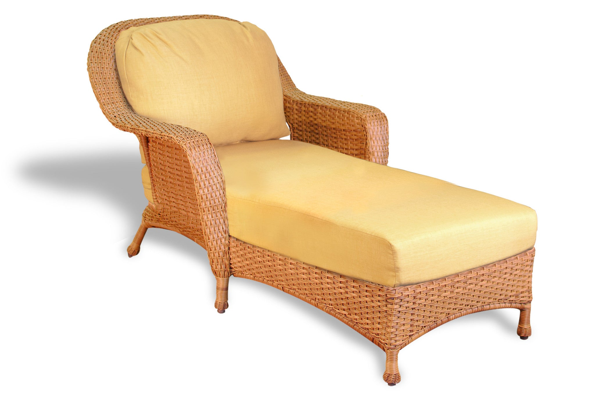 1aee3947bd0 ... The Lexington All Weather Wicker Chaise Lounger - Tortuga Outdoor ...