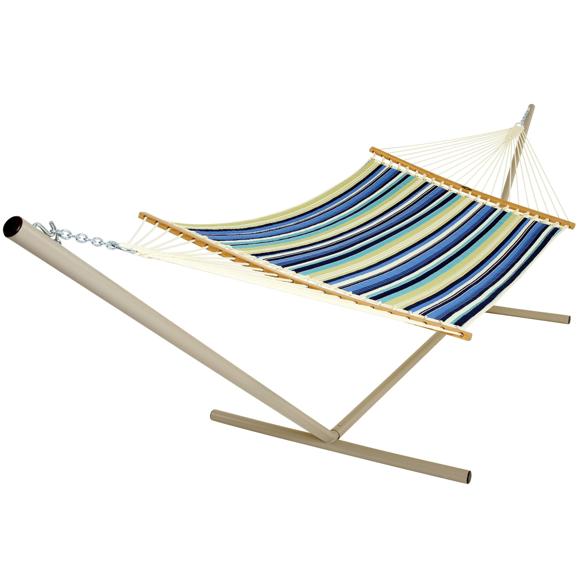 sunbrella with etsustore com vivere stand pillow costco chair hammock wood canada