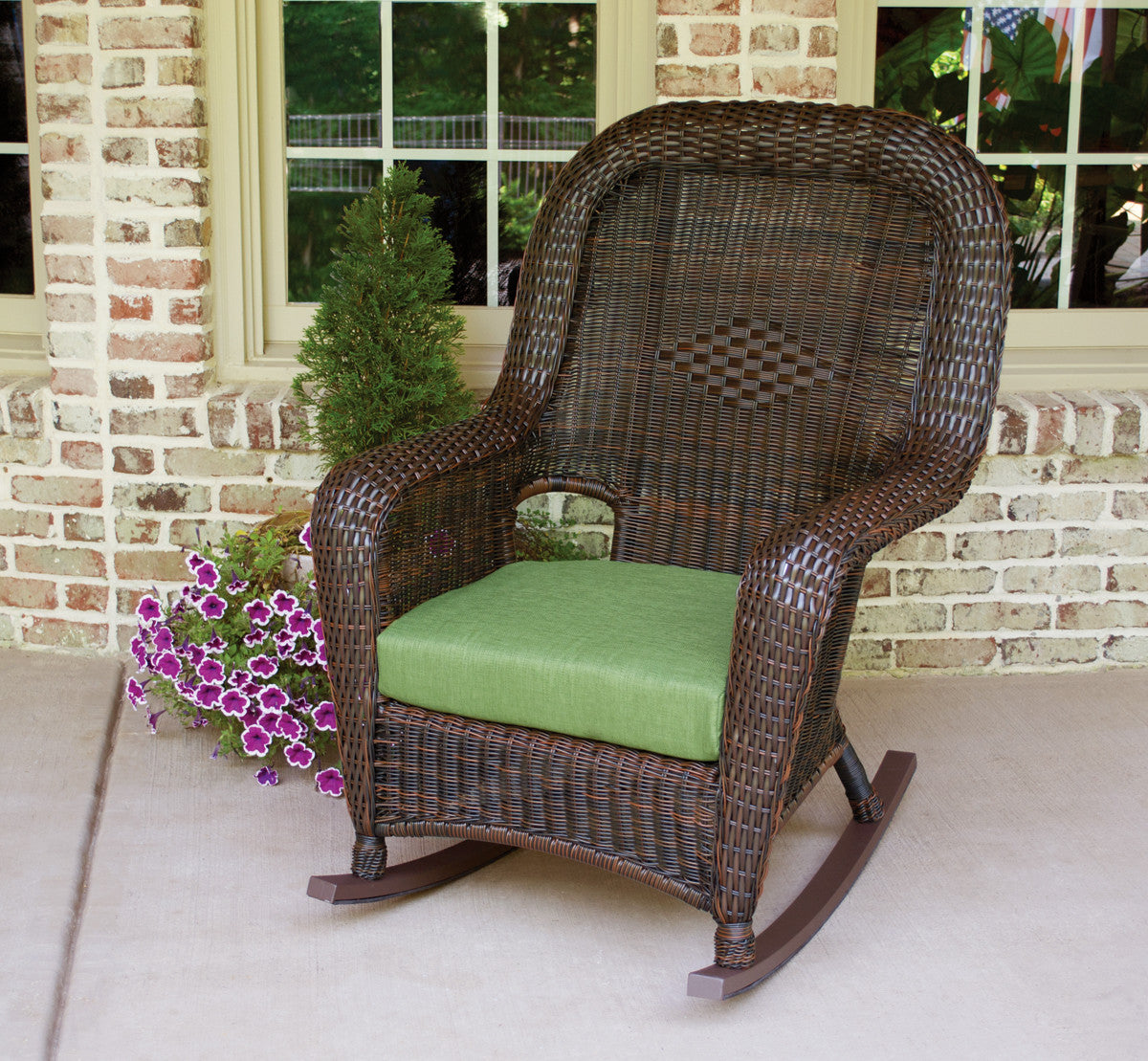 pair hi products all weather chair res portside the outdoor set rocking plantation wicker rocker tortuga