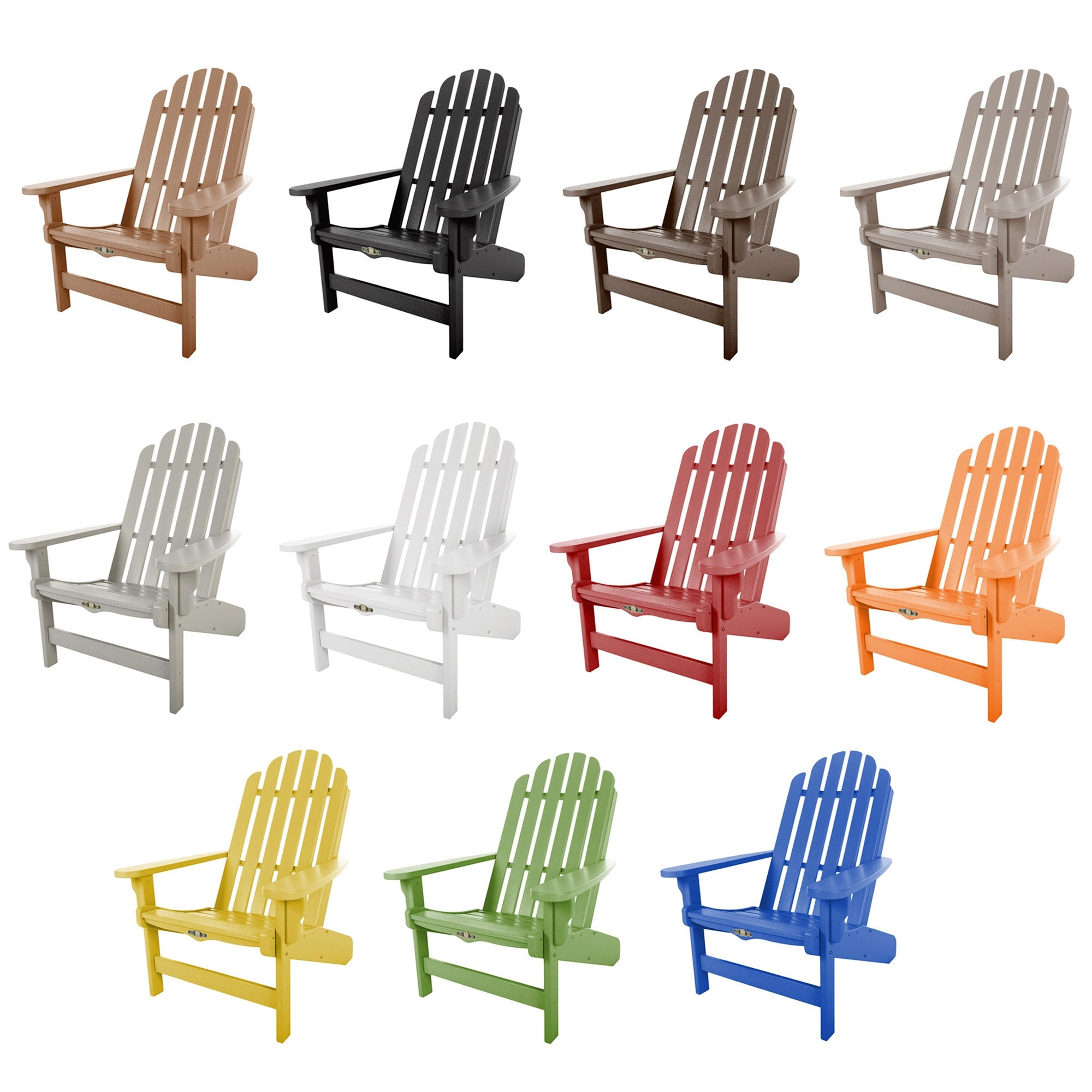 Durawood Essential Adirondack Chair   Pawleys Island ...