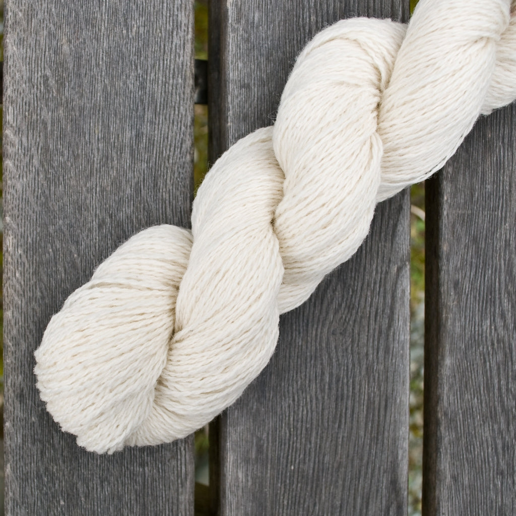Snaeldan 2 Ply Blanc naturel