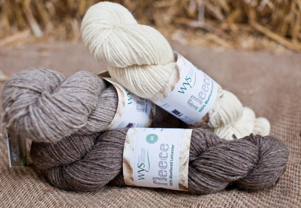West Yorkshire Spinners Bluefaced Leicester DK - non-teinte 100g