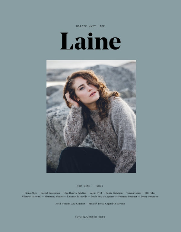 Laine Magazine No. 9 - 1833
