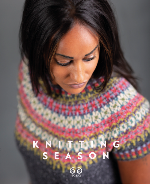 Knitting Season de Kate Davies