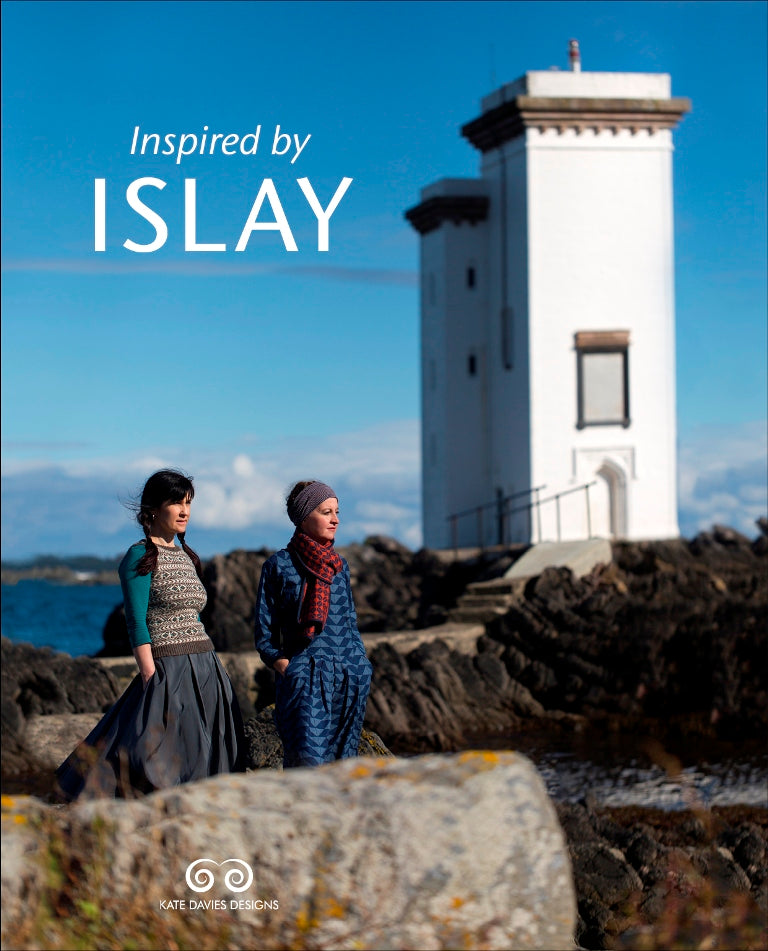 Inspired by Islay de Kate Davies