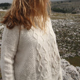 ....Karersee Pull de Sandrine Costa - Kit..Karersee Sweater by Sandrine Costa - Kit....
