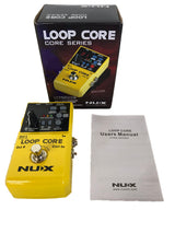Nux Loop Core Guitar Effect Pedal Looper - Wilkerson Trading